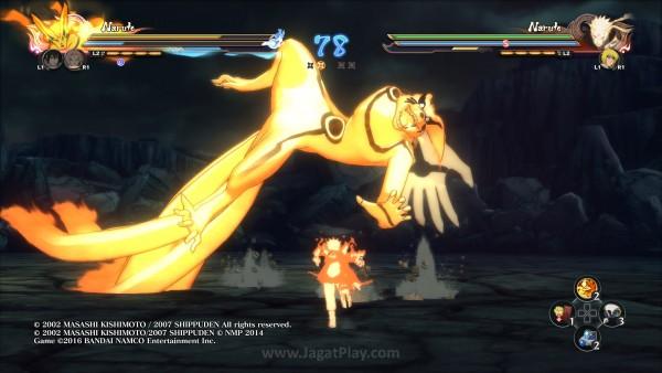 Naruto Shippuden Ultimate Ninja Storm 4 jagatplay part 1 (172)