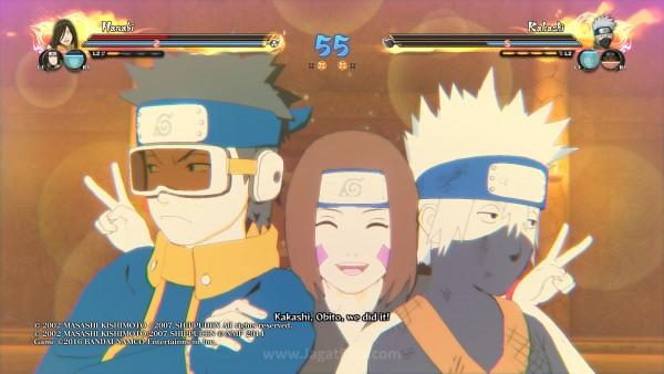 Naruto Shippuden Ultimate Ninja Storm 4 jagatplay part 1 (182)