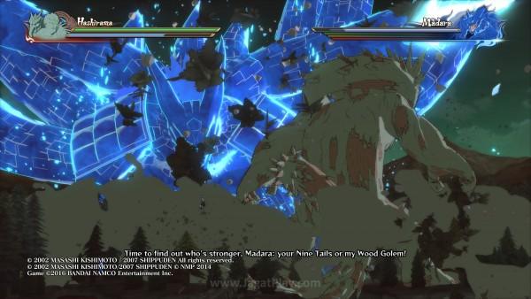 Naruto Shippuden Ultimate Ninja Storm 4 jagatplay part 1 (20)