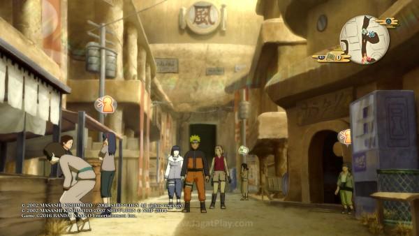 Naruto Shippuden Ultimate Ninja Storm 4 jagatplay part 1 (213)