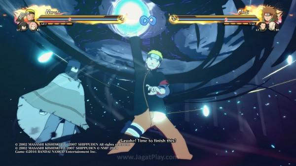 Naruto Shippuden Ultimate Ninja Storm 4 jagatplay part 1 (242)