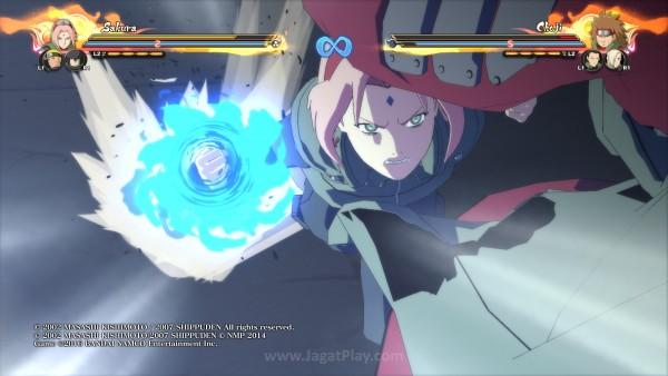 Naruto Shippuden Ultimate Ninja Storm 4 jagatplay part 1 (246)