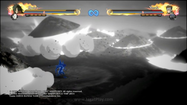 Naruto Shippuden Ultimate Ninja Storm 4 jagatplay part 1 (283)