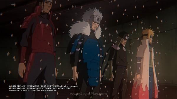 Naruto Shippuden Ultimate Ninja Storm 4 jagatplay part 1 (46)