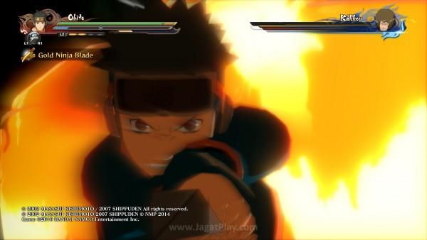 Naruto Shippuden Ultimate Ninja Storm 4 jagatplay part 1 (58)