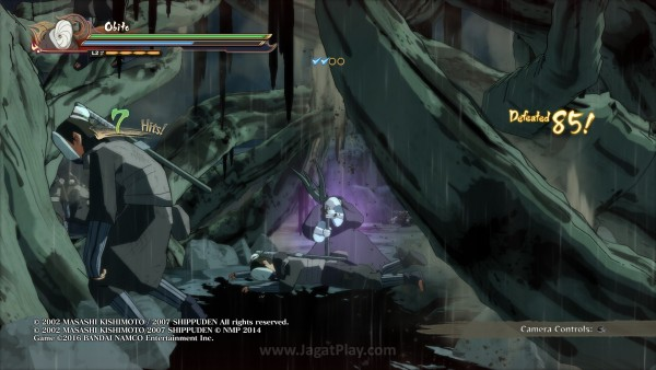 Naruto Shippuden Ultimate Ninja Storm 4 jagatplay part 1 (69)