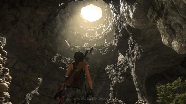 Tantangan seperti apa yang harus dihadapi Lara? Siapa pula sosok Trinity ini? Apa pula itu