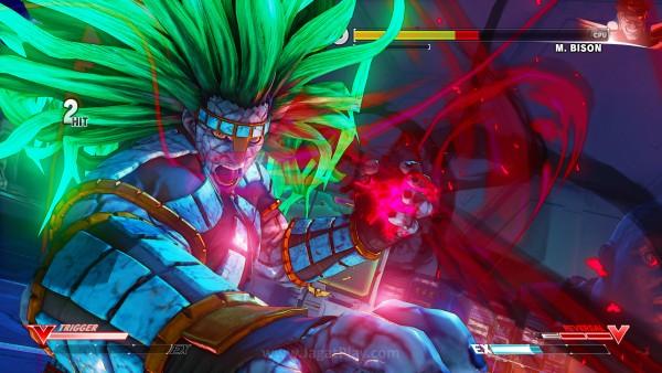 Street Fighter V jagatplay part 1 (108)