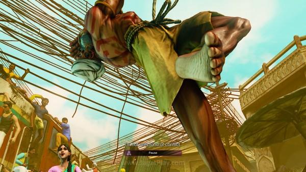 Street Fighter V jagatplay part 1 (119)