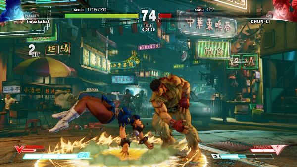 Street Fighter V jagatplay part 1 (123)
