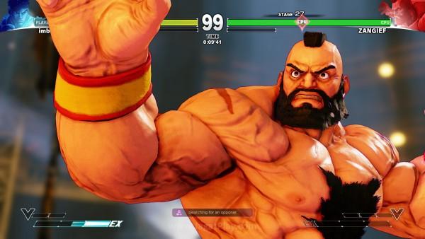 Street Fighter V jagatplay part 1 (131)