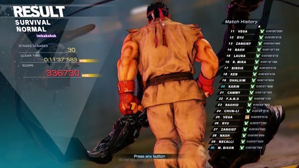 Street Fighter V jagatplay part 1 (135)