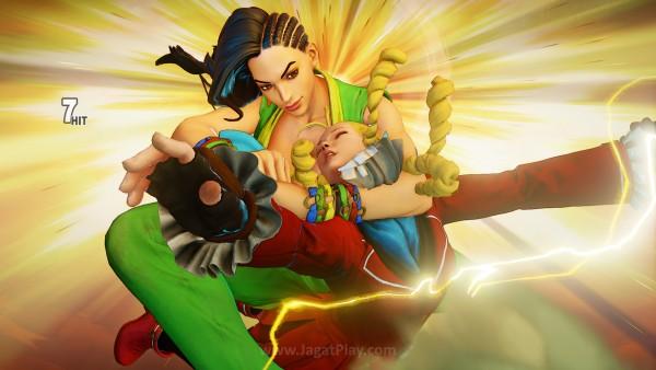 Street Fighter V jagatplay part 1 (164)