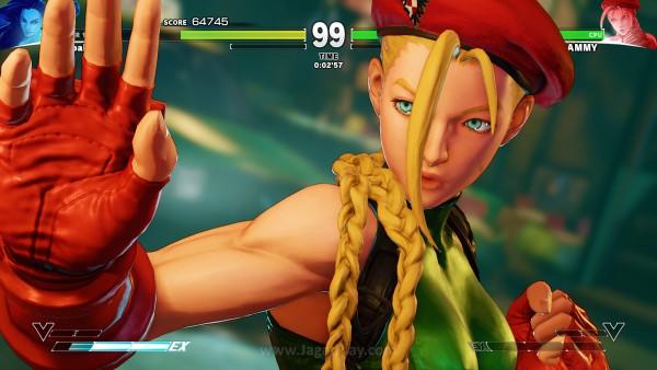 Street Fighter V jagatplay part 1 (165)