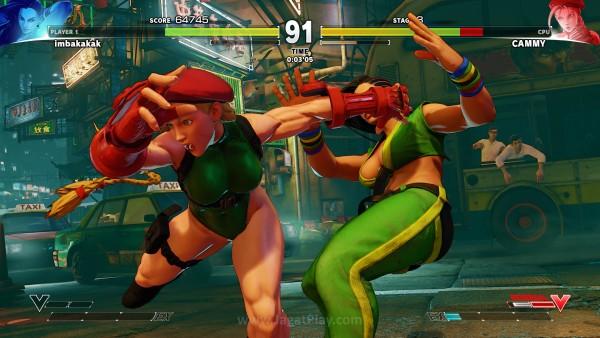 Street Fighter V jagatplay part 1 (166)