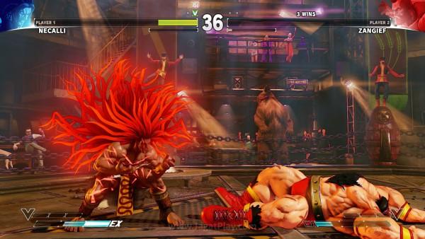 Street Fighter V jagatplay part 1 (176)