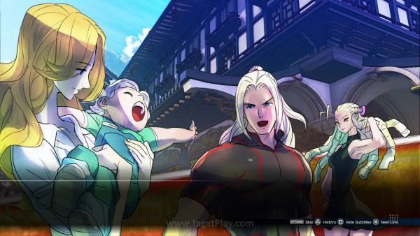 Street Fighter V jagatplay part 1 (34)