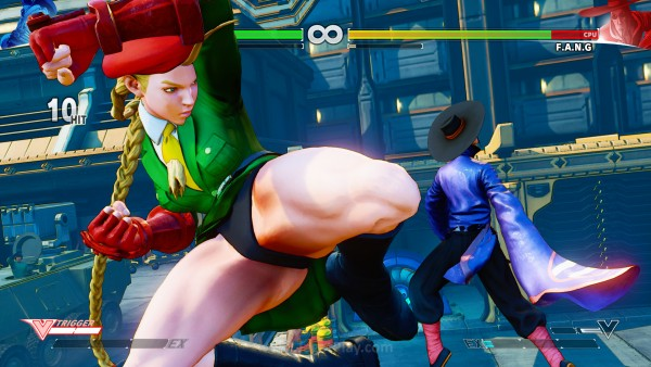 Street Fighter V jagatplay part 1 (52)