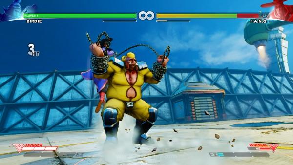 Street Fighter V jagatplay part 1 (63)