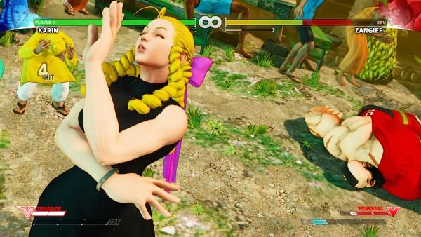 Street Fighter V jagatplay part 1 (73)