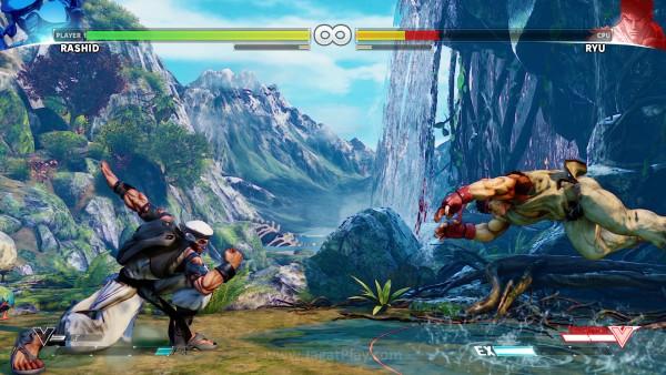 Street Fighter V jagatplay part 1 (99)