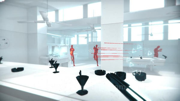 Daripada FPS, mekanik uniknya justru membuatnya terasa seperti sebuah game puzzle.