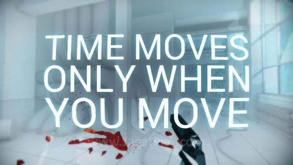 Waktu bergerak jika Anda bergerak. Jika Anda diam, waktu juga akan terhenti.