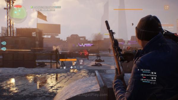 Salah satu dev. The Division mengaku bahwa mereka memang harus memastikan bahwa versi PC game ini tak berbeda jauh dengan versi konsol.