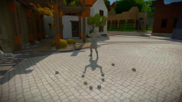 Setiap sudut dari game ini dibuat dengan estetika dan terlihat pintar