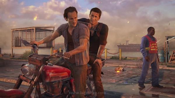 Naughty Dog optimis bisa mendorong kemampuan PS4 lebih jauh di proyek setelah Uncharted 4.