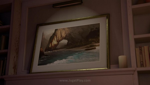 Artwork yang terlihat di trailer Uncharted 4.