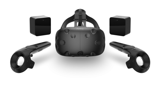Dirilis April 2016, HTC Vive ditawarkan dengan harga USD 799 atau USD 200 lebih mahal daripada Oculus Rift.