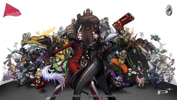 Platinum Games merayakan 10 tahun eksistensi mereka.