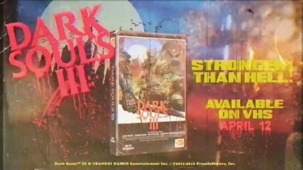 Tampil unik, trailer terbaru Dark Souls 3 dibuat mirip film horor tahun 80-an.