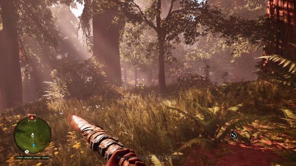 Ubisoft terhitung berhasil membangun dunia di masa purba dengan begitu luar biasa. Alam yang terasa liar dengan vegetasi yang padat akan terus menemani Anda.