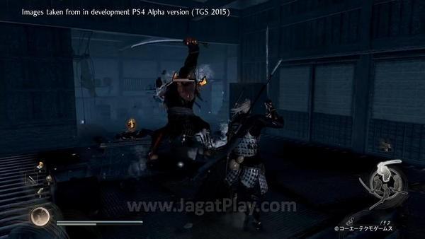 Nioh TGS 2015 long gameplay (13)