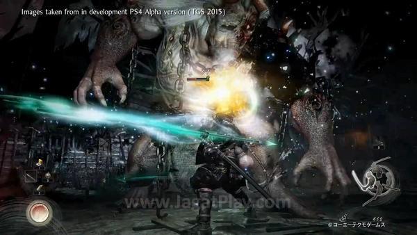 Nioh TGS 2015 long gameplay (18)