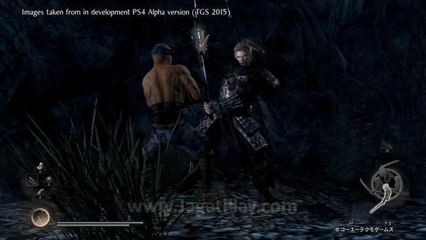 Nioh TGS 2015 long gameplay (3)