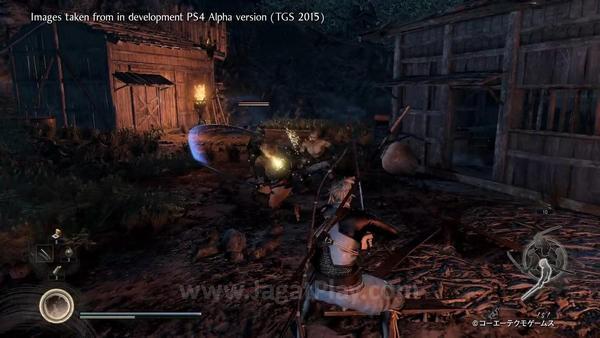 Nioh TGS 2015 long gameplay (5)