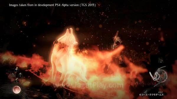 Nioh TGS 2015 long gameplay (8)
