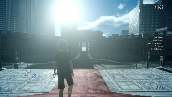 Framerate juga terasa berat di beberapa titik permainan.