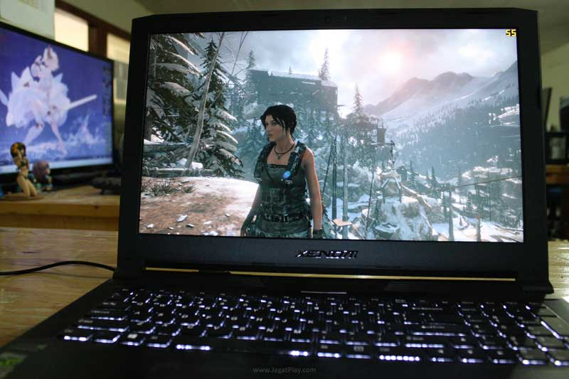 PlayTest Xenom Pegasus PS15S 1