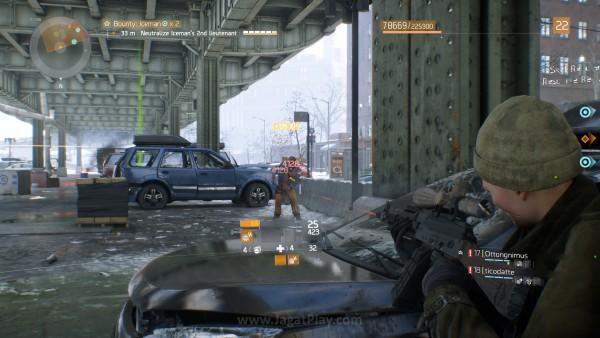 Ubisoft Massive berhasil melebur elemen action dan RPG game ini dengan sangat baik.
