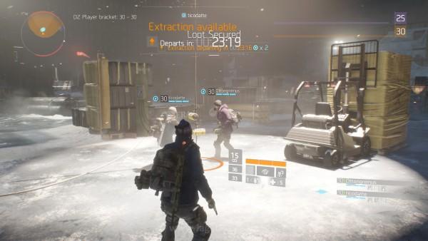 Anda bisa membunuh player lain di Dark Zone dan mencuri loot mereka.