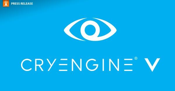Crytek mengumumkan varian engine teranyar mereka - CryEngine V dengan model bisnis baru.