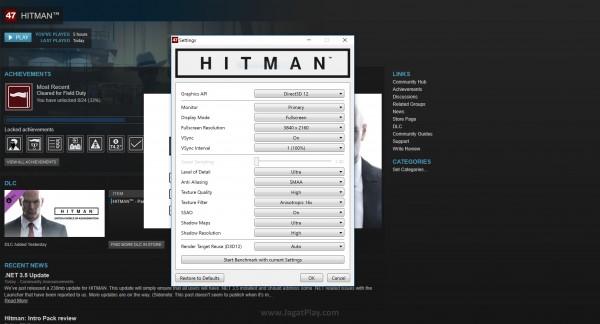 DirectX 12, 4K, mentok kanan.