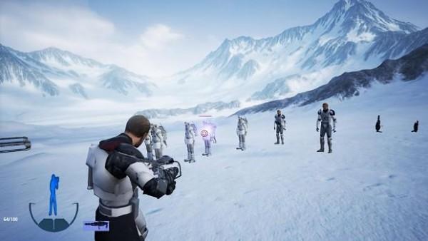Star Battlefront III yang tak pernah rampung ternyata mendapatkan mod dari para fans.