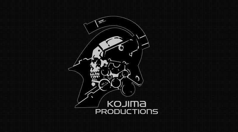 kojima productions new logo