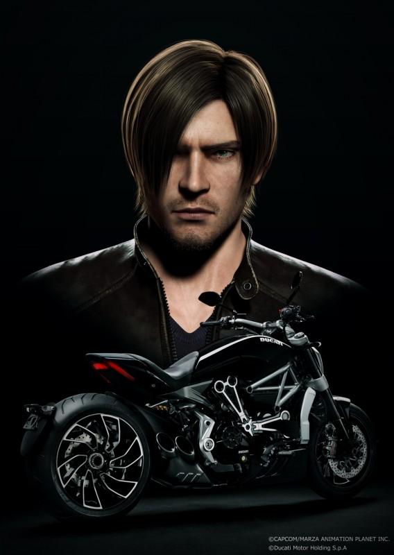 Film CGI Resident Evil terbaru Capcom dipastikan menyandang nama Vendetta dengan Leon sebagai karakter utama.