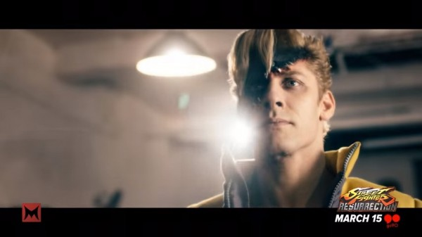 Film seri terbaru Street Fighter akhirnya meluncur dan berfokus pada sosok Nash.
